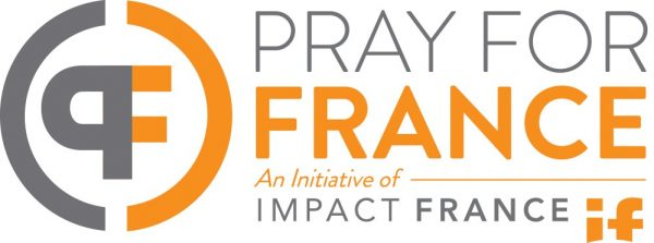 Pray For France Logo